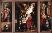 Rubens - Descent from the Cross (1614)