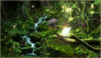 Pixie Forest (Ex. Large)