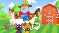 Theme Farm Animals: E-i-e-i-oh!