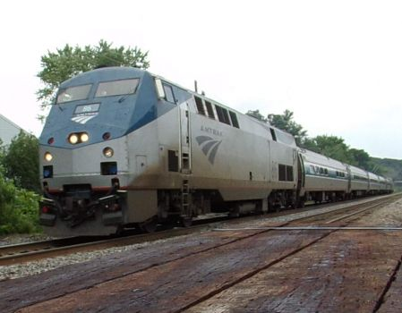 Amtrak P42