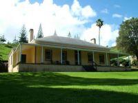 Quality Row: Norfolk Island