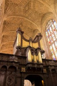 King's College Cambridge organ