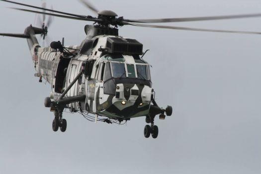 Sea King - Bournmouth Air Show 2011