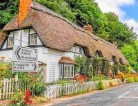 Wherwell Thatched House