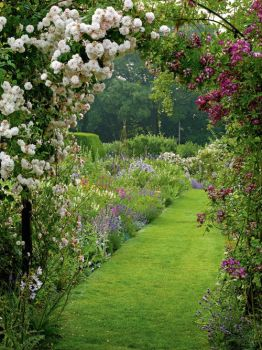 From 'Gertrude Jekyll and the Country House Garden'