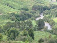 Scottish Highlands View