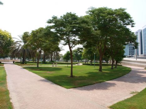 Park in Dubai