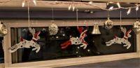 Coca Cola Polar Bear Reindeer Ornaments! :-))