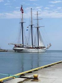 Empire Sandy Tall Ship Aug 2019
