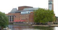 Royal Shakespeare Theatre, Stratford upon Avon, England.