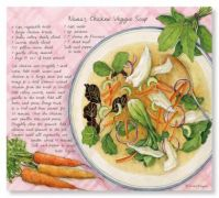 Nana's Chicken Veggie Soup