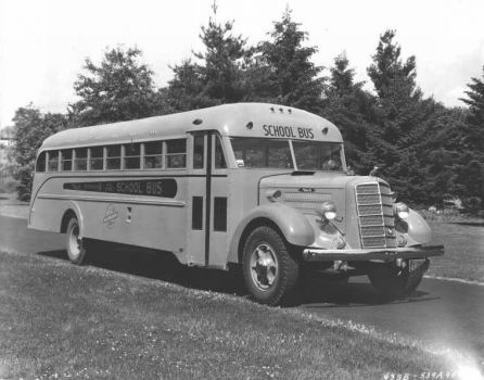 Mack School Bus