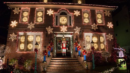 dyker heights christmas lights 2017 1