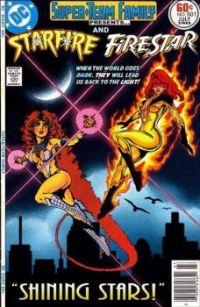 Starfire vs firestar