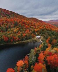 Fall in New York State