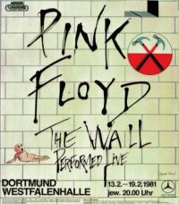 Pink Floyd- The Wall Live