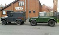 Land Rover Work-Horses  (1)