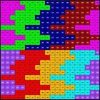 Number 506  tessellation  400