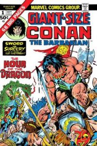 Conan in 'The Hour Of The Dragon'
