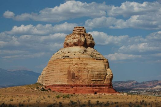 Dome Rock in Utah near Needles District of Canyonlands Nat'L Park