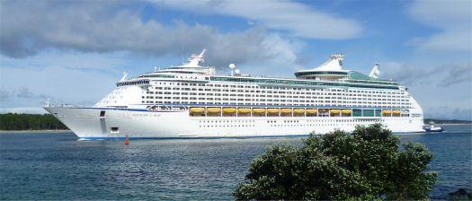 Voyager of the Seas - Tauranga