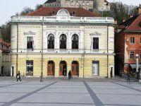 Philharmonic academy, Ljubljana