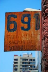 Sign 691