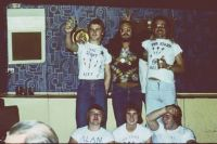 Darts Team RFA Lyness 1975