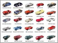 Sports Cars Of the 1950-1960s