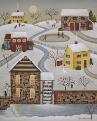 Mary Charles-Winter Mill