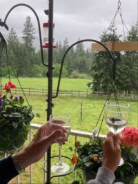 A toast to the first long weekend of summer