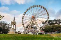 SkyStar Wheel, Golden Gate Park