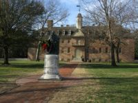 William and Mary University - Wrenn Building