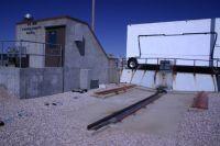 Minuteman II launch training facility.