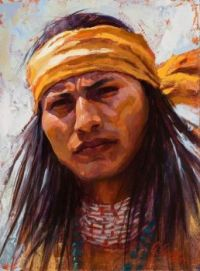 "4  ~  ""Gaze of the Chiricahua"""