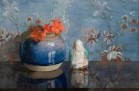 Jan Voerman still life with Buddha