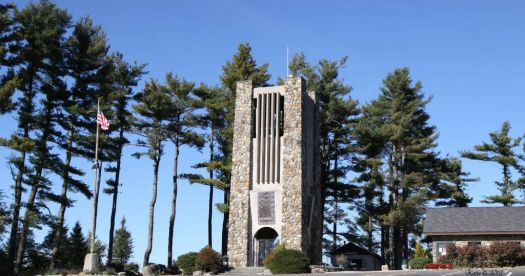 Cathedral of the Pines 2012