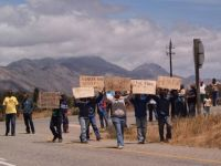 Farm workers strike