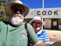 COOK, ghost town, Indian Pacific.
