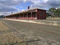 Wallangarra_Railway Station