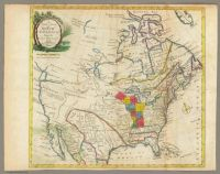 A new map of North America from the latest discoveries 1778