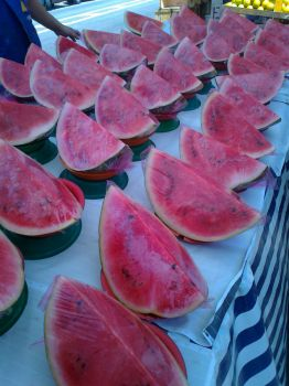 Market - This Saturday - Watermelon
