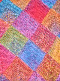 Tartan Color Blanket Segment