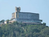 Restaurant and hotel of Mount Igeldo (Donosti)
