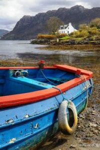 Plockton, Loch Carron, UK