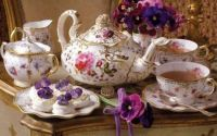 Pansy Tea
