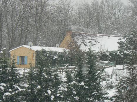 My house in the snow 2