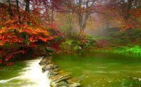 cascadas agua ríos