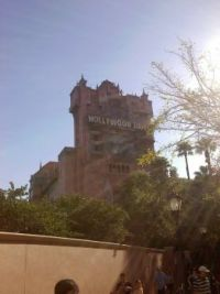 "Hollywood Tower Hotel aka ""Tower of Terror"""