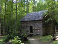 John Ownby Log Cabin  in Sugarlands